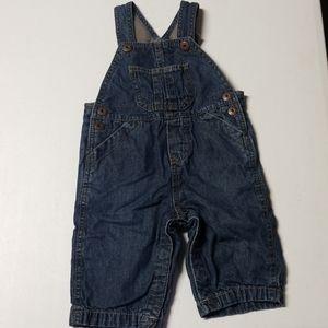 Oshkosh baby overalls